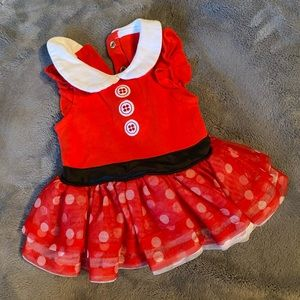 🎀4 for $10 🎀 Disney Minnie Mouse Dress